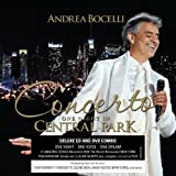 Andrea Bocelli Concerto One Night in Central Park