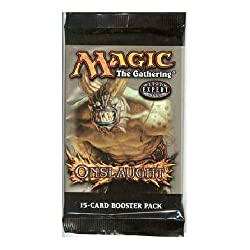 Wizard of the Coast Magic The Gathering Onslaught Booster Pack