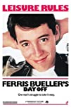 Ferris Buellers Day Off Movie Poster Print 24 by 36-Inch