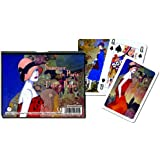 Piatnik Summer In Paris Bridge Playing Cards
