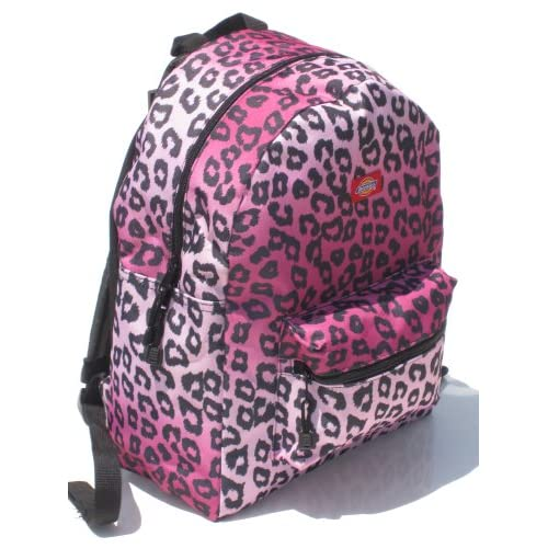 Cheetah Animal Print Backpack School Bag Computers & Accessories