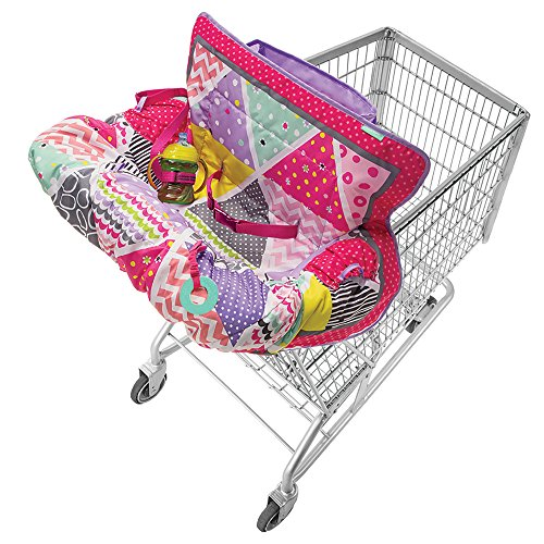 Lowest Prices! Infantino Compact Cart Cover, Pink