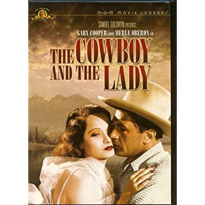Madame et son cow-boy affiche