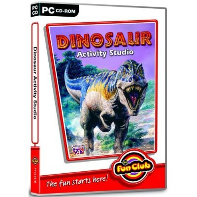 Dinosaur+Activity+Studio+%28PC+CD%29