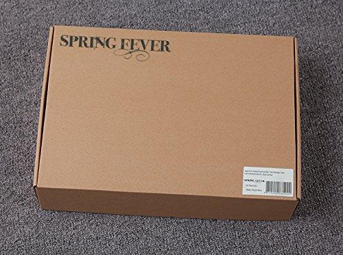 Spring fever Retro 50s Elegant Vintage High Waist Bikini Swimsuit Swimwear(FBA) 3