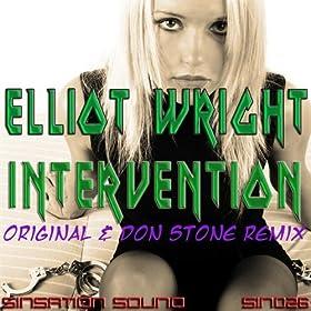 Intervention (Don Stone Remix): Elliot Wright