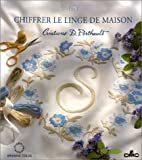 img - for Chiffrer le linge de maison by Egl  Salvy (1996-10-17) book / textbook / text book