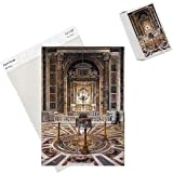 Photo Jigsaw Puzzle of St Peter s Basilica, Vatican City, Rome, Italy from Arcaid Images