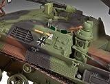 Revell-Modellbau-03205-Military-Wiesel-2-Leflasys-Ozelot-AFF-und-BF-im-Mastab-135