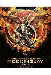 The Hunger Games: Mockingjay Pin