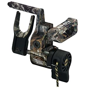 Quality Archery Designs Ultra-Rest Pro HD (Realtree, Left Hand) by Quality Archery Designs