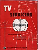 img - for 1951 TV SERVICING , RCA Tube Department book / textbook / text book