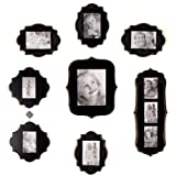 Fetco Home Decor Suzanne Vintage Wall Gallery Frame
