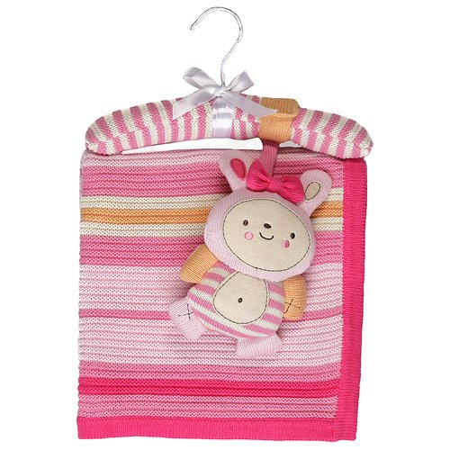 Baby Knitted Blankets front-1077639