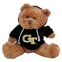 Champion Treasures CHB010 NCAA Hoodie Bear Georgia Tech Yellow Jackets by Champion Treasures
