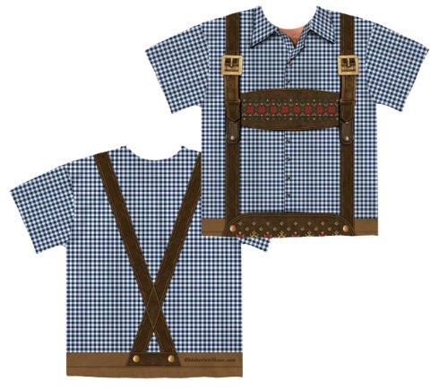 oktoberfest check shirt