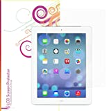 RooCASE Apple iPad Air Ultra HD Plus Screen Protector [Anti-Fingerprint / Self-Healing / Bubble Free / Lifetime Warranty]