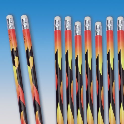 Flame Pencils