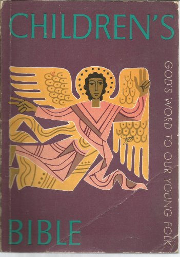 Children's Bible: God's Word to Our Young Folk, Liturgical Press (publisher)