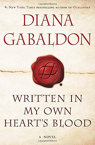 Written In My Own Heart'S Blood: A Novel (Outlander) front-1010697