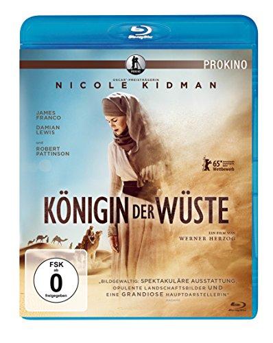 Königin der Wüste [Blu-ray]