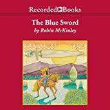 img - for The Blue Sword book / textbook / text book