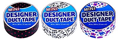 Designer Duct Tape mini's