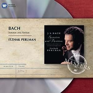 J. S. Bach : Sonates et Partitas pour violon
