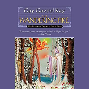 The Wandering Fire Audiobook