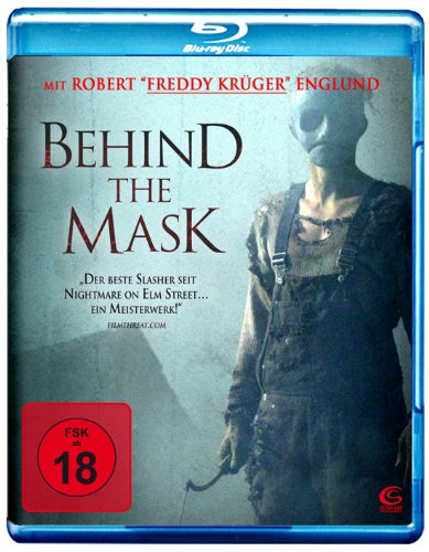 Behind the Mask [Edizione: Germania]