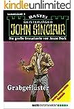 John Sinclair - Sammelband 5: Grabgeflüster (John Sinclair Sammelband)