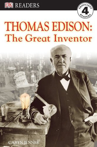 Thomas Edison (Dk Readers. Level 4)