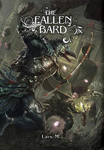 The Fallen Bard (World of Chains) [M., Lars] (Tapa Dura)