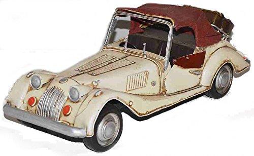 Model Car Morgan 1959 - Retro Tin Model