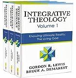 Integrative Theology, 3-Volume Set