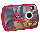 LEXIBOOK DJ017SP - Spider-Man 1.3 MP digital camera (Cameras for children)