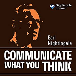 Communicate What You Think Speech