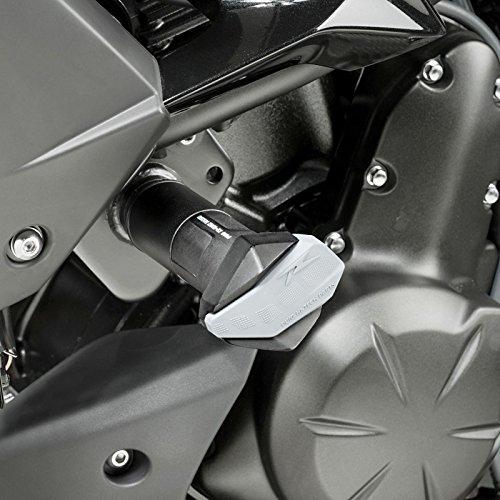 Roulettes de protection Puig R12 Kawasaki Versys 650 15-16 noir