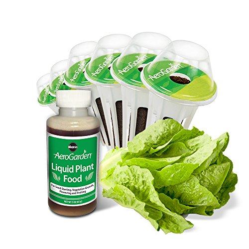 Miracle-Gro AeroGarden Mixed Romaine Seed Pod Kit (6-Pod)