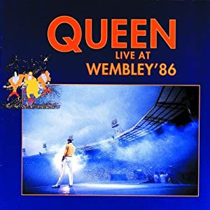 Queen -  Live at Wembley `86 (CD1)