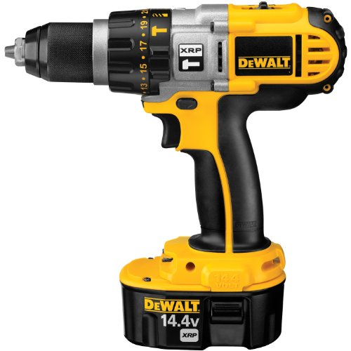 DEWALT DCD930KX 14.4-Volt 1/2-Inch XRP Hammerdrill/Drill/Driver