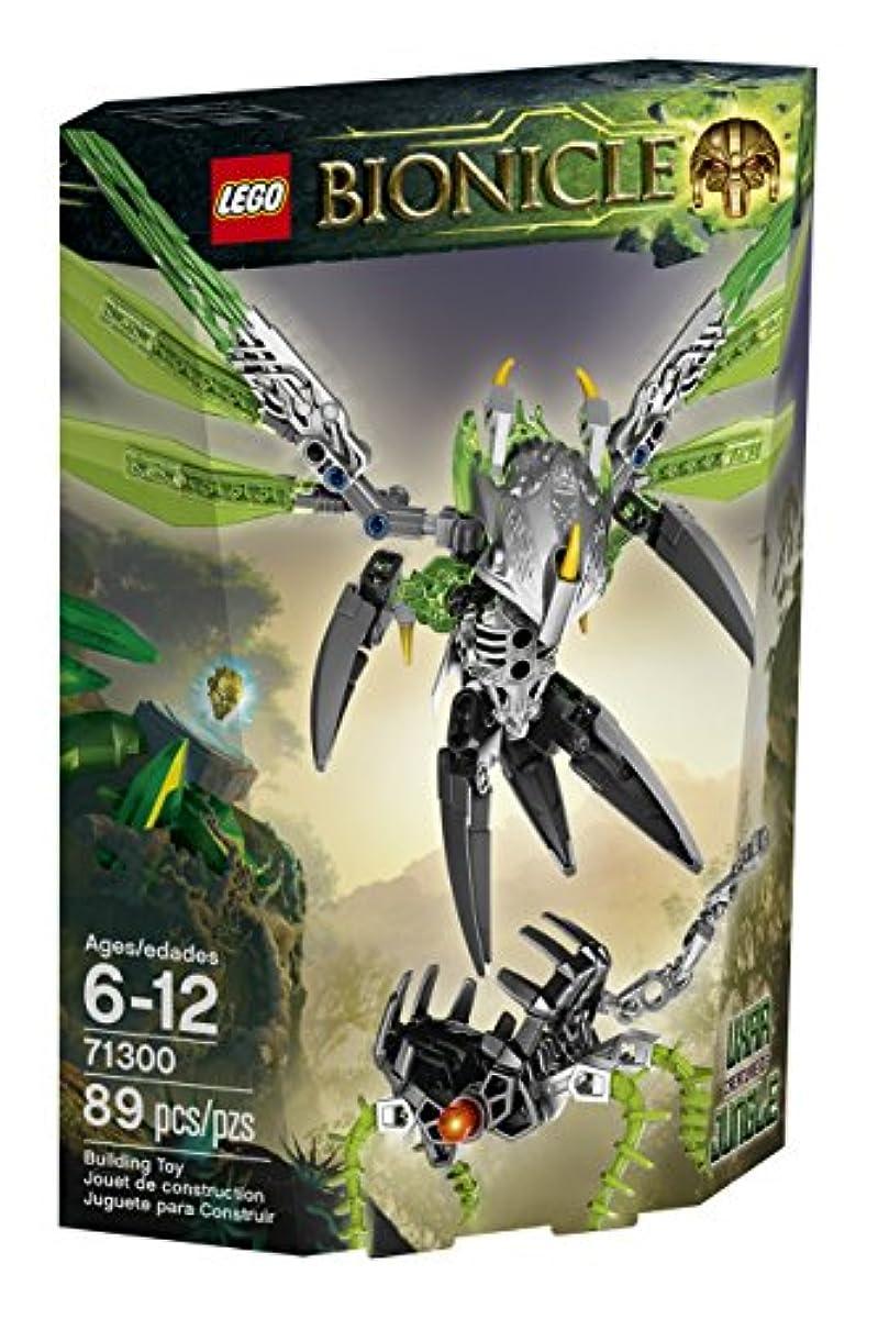 [해외] LEGO BIONICLE UXAR CREATURE OF JUNGLE 71300