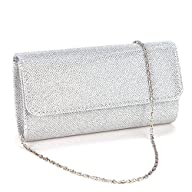 Naimo Flap Dazzling Small Clutch Bag…