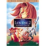 The Lion King 2: Simba's Pride (Two-Disc Special Edition)by Matthew Broderick