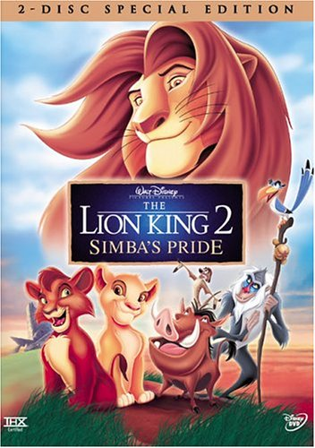 The Lion King 2: Simba's Pride (Two-Disc Special Edition) - Bill Motz