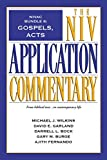 NIVAC Bundle 6: Gospels, Acts (The NIV Application Commentary)