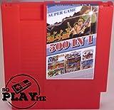 500 in 1 NES Cartridge - Contra, Ninja Turtles, Mario, Double Dragon