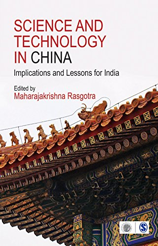 Science and Technology in China Implications and Lessons for India