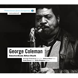 George Coleman - Amsterdam  cover