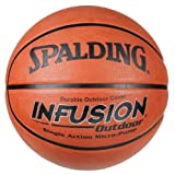 Spalding NBA Outdoor Infusion Basketball Size 7by Spalding